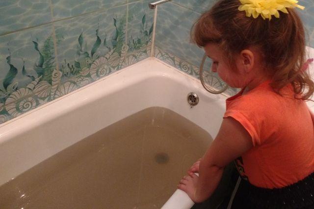 Уровень марганца в водопроводе Тайги вновь повысился.