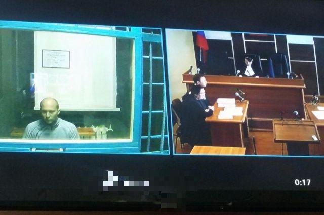 Обвиняемого впадении сцены уДК Солдатова отправили под домашний арест
