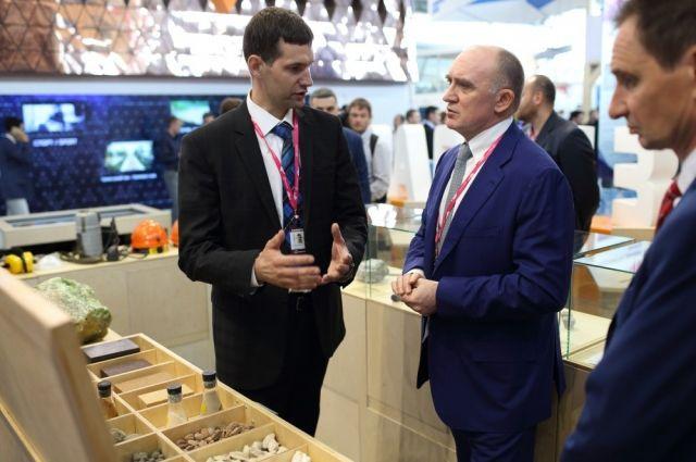 На международной промышленной выставке «Иннопром-2017» южноуральская делегация во главе с губернатором была готова как  показать собственные инвестпроекты, так и познакомиться с опытом других регионов и стран.
