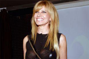 Певица Ирина Нельсон.