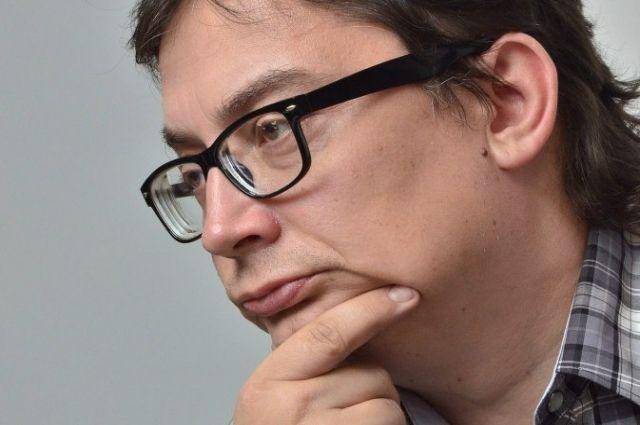 Михаил ГУНДАРИН, завкафедрой связей с общественностью и рекламы АлтГУ