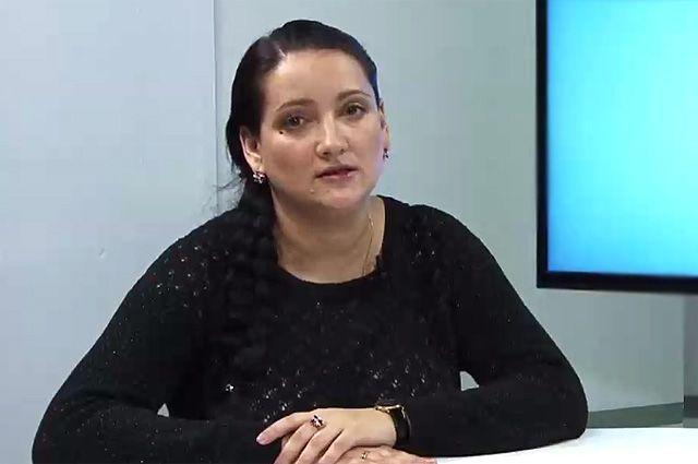Марина Семёнова.