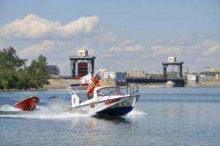 Состязания в скоростной гонке и маневрировании на моторных лодках и катерах пройдут в Иркутске.