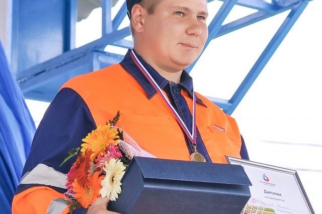 Евгений Королев - призер «Мастер-2015»