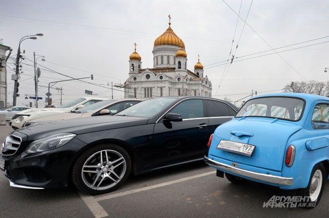 Припарковались. За что Москве вручили международную награду?
