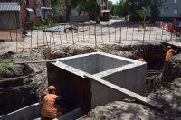В центре Тюмени обновят полкилометра теплосетей