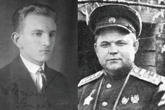 Роман Шухевич и Николай Ватутин