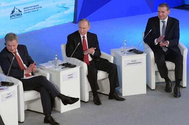 Ямал готовится к V Международному арктическому форуму