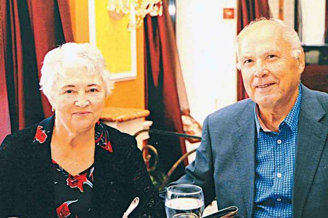 Разделив пополам радость и  горе, супруги поняли, что такое настоящая любовь.