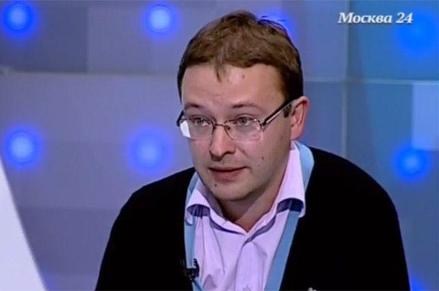 Роман Дощинский.