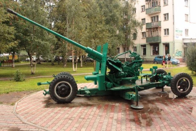 Администрация Архангельска предложила городским жителям решить судьбу скандальной зенитки