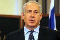 израильский премьер Нетаньяху.