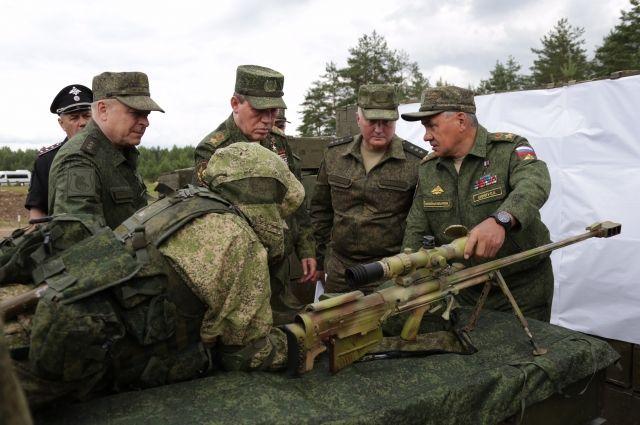 Целью сбора руководства ВС РФ является обмен опытом ведения операции в САР