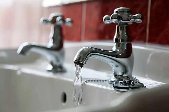 Отключение горячей воды будет длиться с 24 по 31 июля 2017