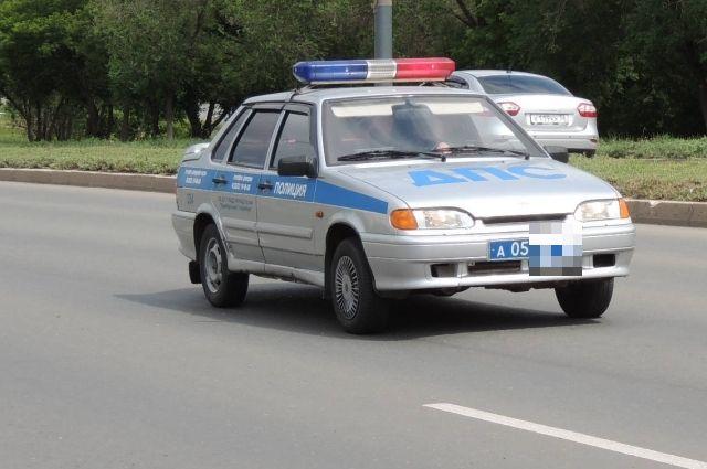 В Оренбурге ДТП с пассажирской «ГАЗелью» парализовало проспект Победы.