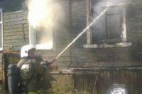В тюменском пожаре на Доме Обороны погибла женщина