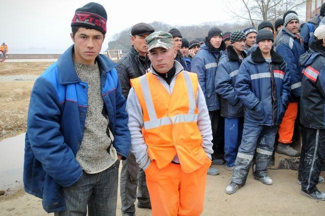 Иностранные работники приезжают в НСО тысячами