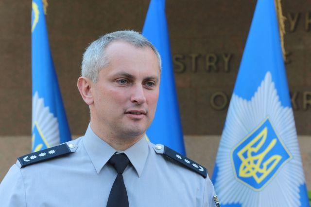 Глава Департамента киберполиции Сергей Демедюк