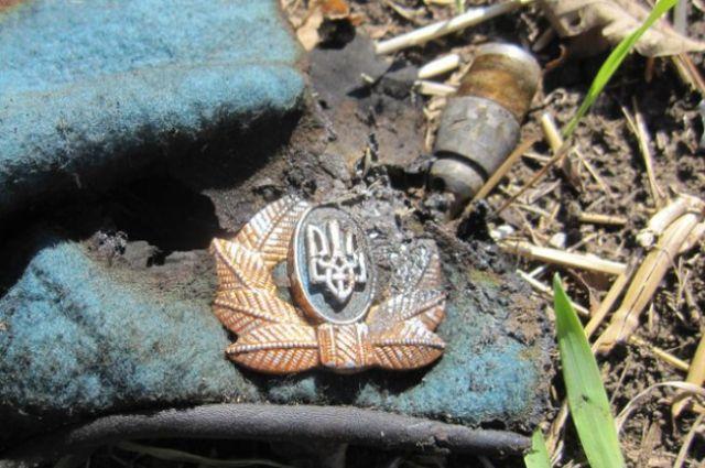 Один украинский военный попал вплен кбоевикам— Штаб