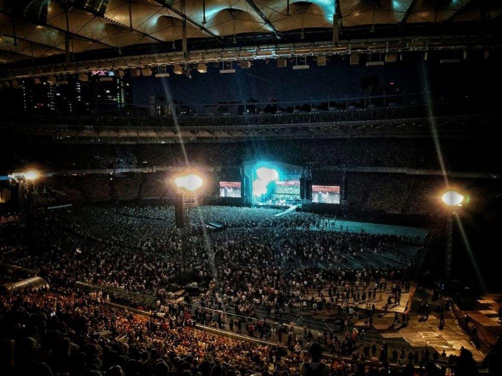 Этот концерт уже называют одним из самых масштабных событий в 2017 году