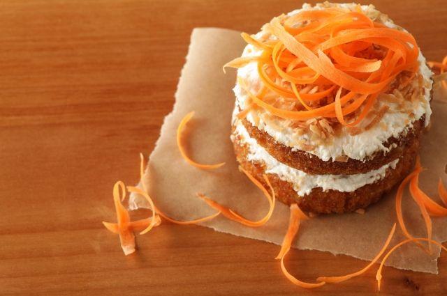 Морковка с сыром, кабачки с помидорами. Рецепты оригинальных овощных тортов