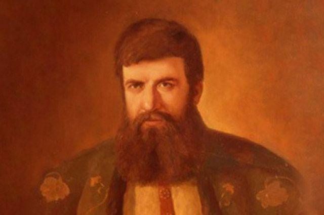 Владимир Атласов.