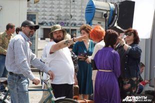 В Калининграде планируют снять кино с Машковым и Ходченковой.