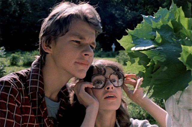 «Вам и не снилось...». Как снимали фильм про советских Ромео и Джульетту