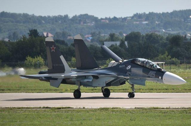Несколько иркутских самолетов представлены на авиасалоне.