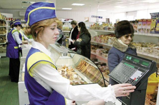 В среднем каждый житель края купил товаров на 174, 9 тысяч рублей.