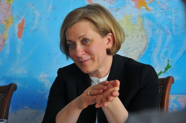 Анна Попова довольна отсутствием стихийных нерегулируемых рынков вВолгограде
