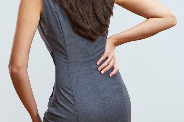 Какие народные средства помогут от боли в спине?