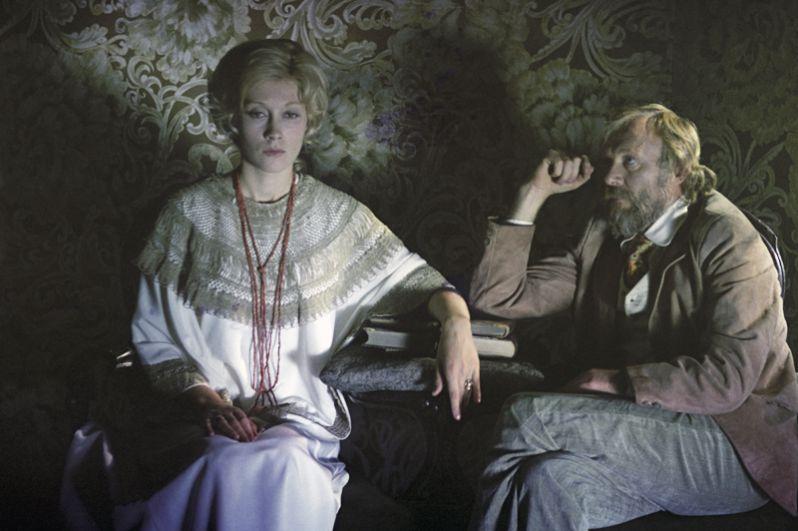 Среди лучших работ актрисы роли в таких фильмах, как «Дядя Ваня» (1970) Андрея Кончаловского,