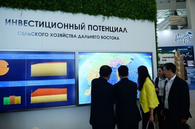 На ВЭФ презентуют все территории опережающего развития Дальнего Востока