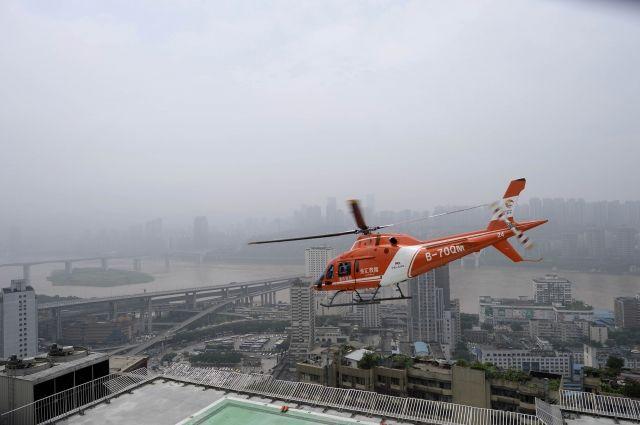 ВШанхае при обрушении трехэтажного здания погибли 5 человек