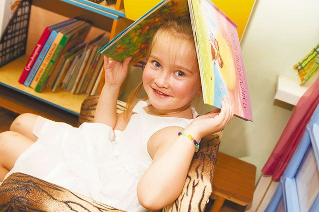 Привить любовь детей к чтению хотят в Тюмени