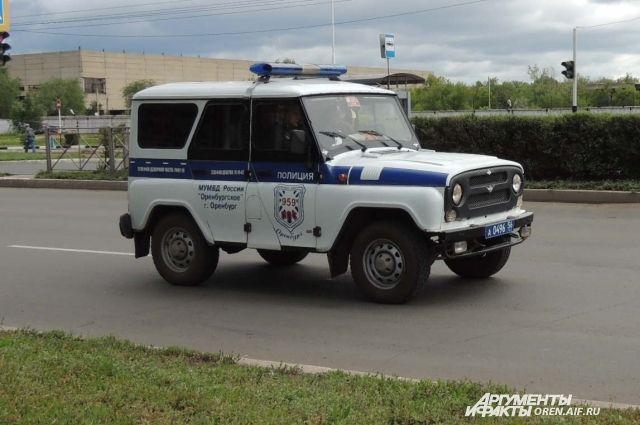 В Оренбургском районе полицейские нашли пропавшего таксиста.