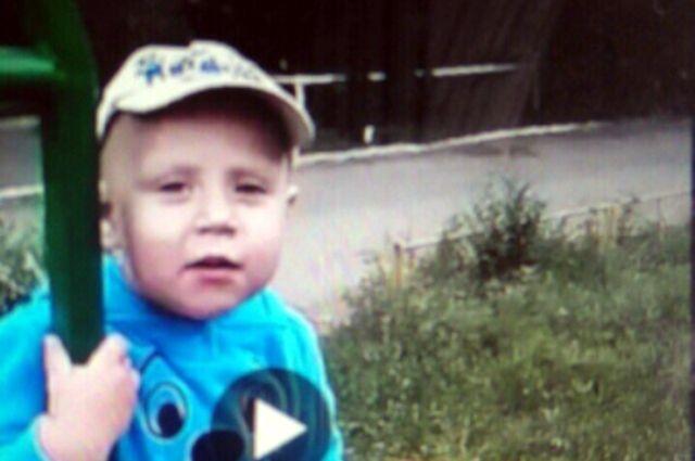Внимание! ВТюмени пропал небольшой ребенок