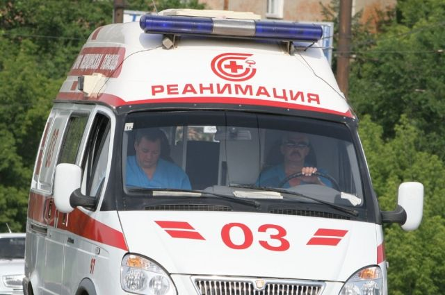 В Красноярском крае пьяный водитель сбил группу детей