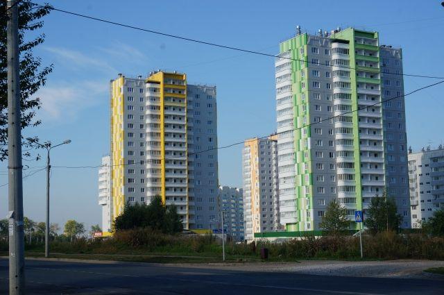 Тюменцы предпочитают покупать полноформатное жилье