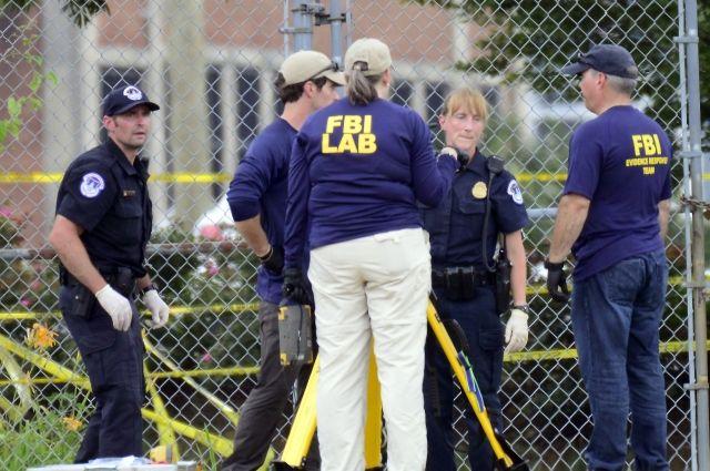 ВСША наавтостоянке отыскали фургон смертвыми итравмированными людьми