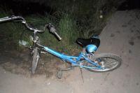 Спасти велосипедиста не удалось.