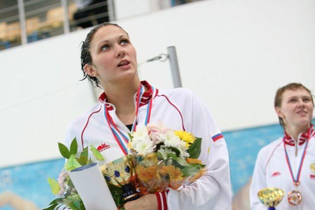 Ольга Ключникова - рекордсменка мира.