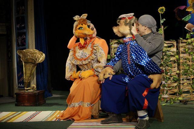 Детские театры в Приангарье финансово поддержат.