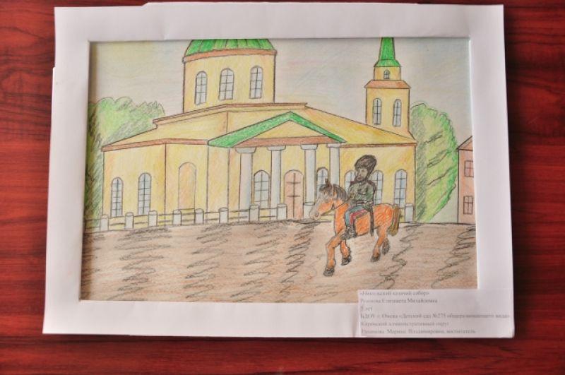Рожнова Елизавета, 5 лет