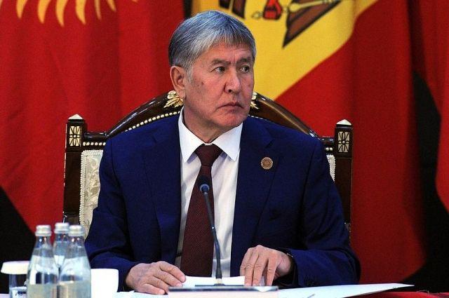 Атамбаев выступил против помилования бывших президентов Киргизии