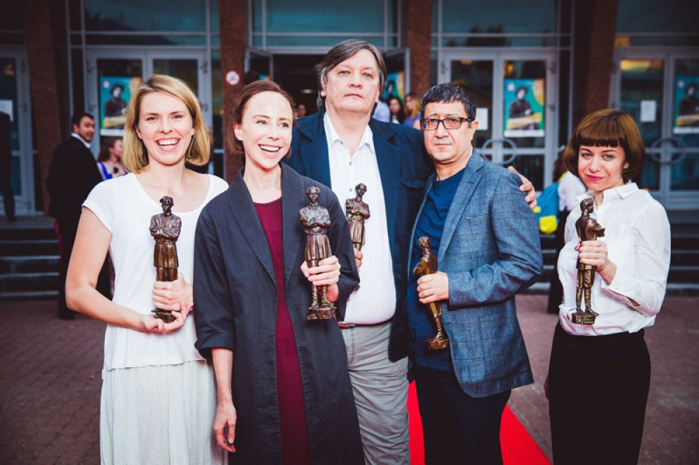 Лауреаты первого фестиваля актуального кино «Горький fest».