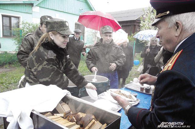 Шойгу оценил мастерство военных поваров Армейских международных игр