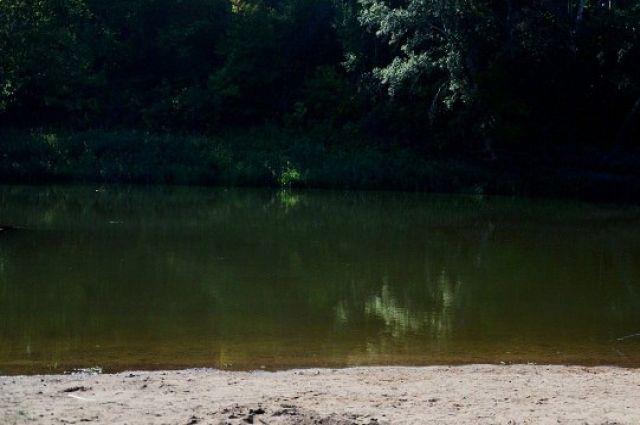 В Оренбурге на «диком» пляже утонул мужчина.