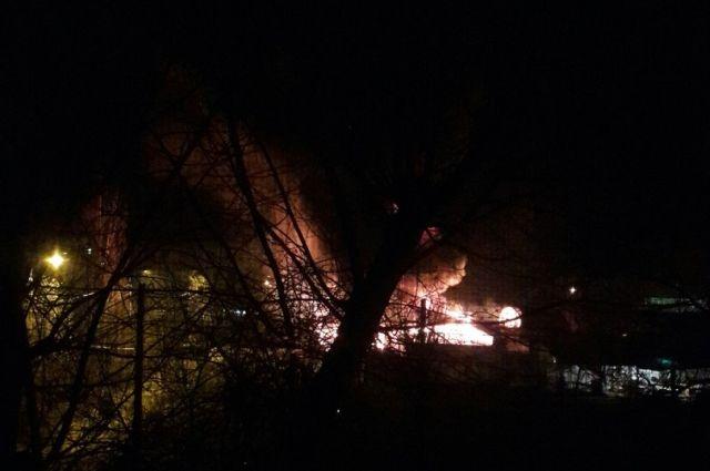 Ноябрьская пенсионерка едва не погибла из-за оставленной на столе свечи
